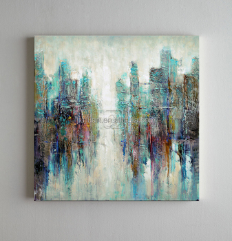 CTA-03670 Handmade oil painting on canvas modern art abstract paintings