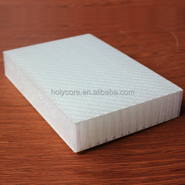Honeycomb Sandwich Panel : Plastic fiberglass honeycomb sandwich panel holypan