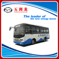 24 seater plastic chair CNG intercity bus