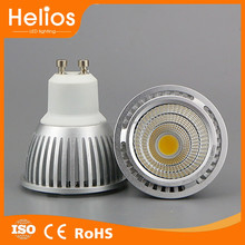 high quality aluminum led lighting gu10 5w led spot lighting