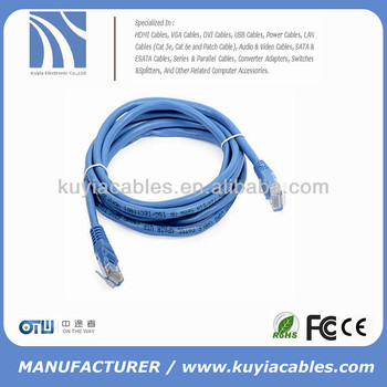 Cat6 5m 16FT Ethernet Cable Blue CAT5 CAT5E RJ45 Network Ethernet Patch Cord Lan Cable RJ-45