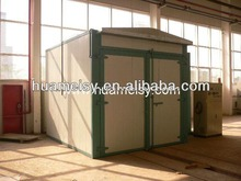 Batch Powder Coating Curing Oven