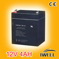 Rechargeable Battery 12V4AH battery price