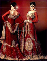 Indian designer lehenga suit