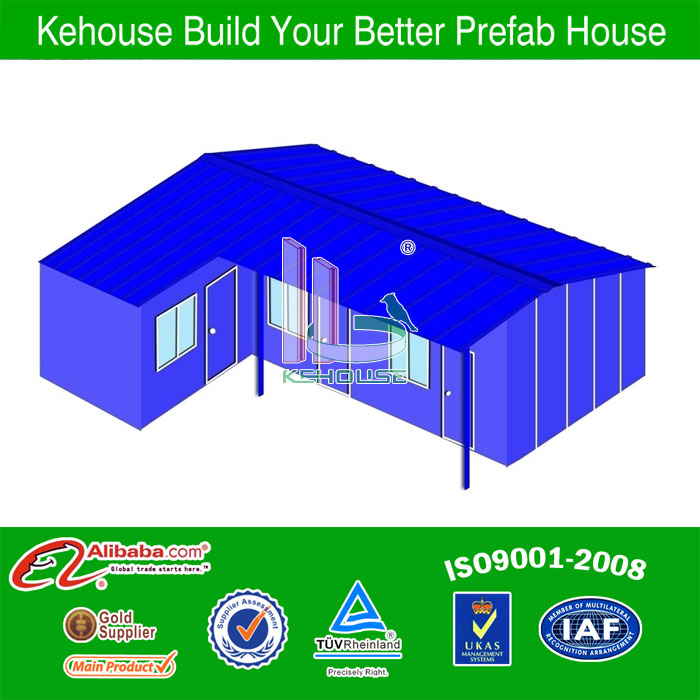high quality luxury portable pre made modular apartment buildings