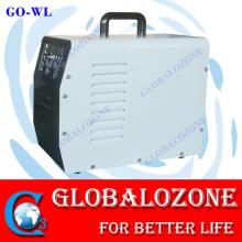Smart cold corona discharge ozone generator for home air water
