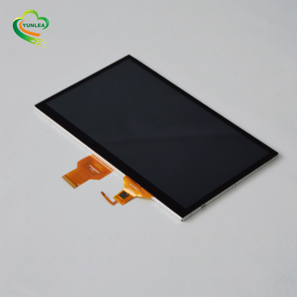 YUNLEA screentouch manufacturer with High Quality touch Glass 10.1 inch capacitive touch screen panel <strong>monitor</strong>
