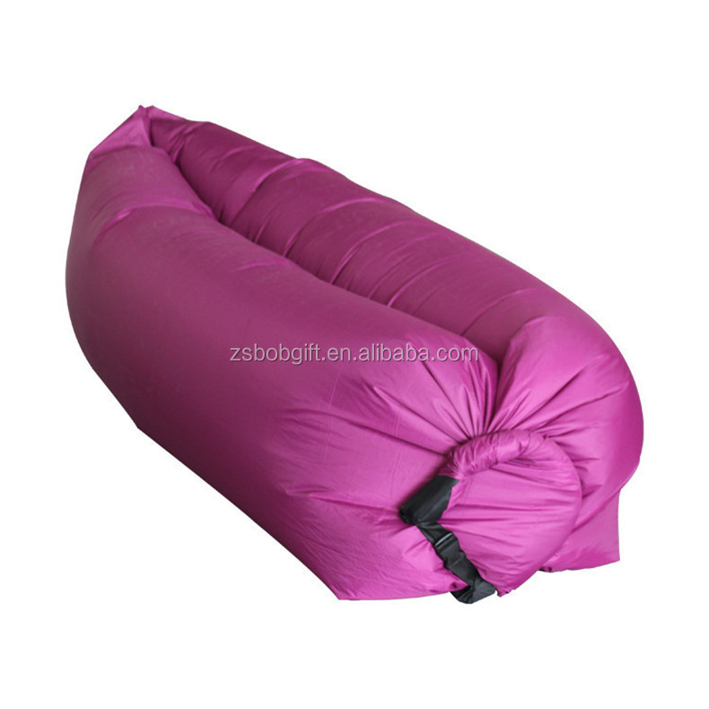 2017 hot inflatable lounger waterproof lounger easy <strong>air</strong> filled sleeping bag outdoor waterproof <strong>air</strong> bean bag chair