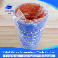 With competitive price silicone rubber hose auto silicone hose 3865288182