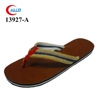 contracted design summer beach male brand flip flops logo zori