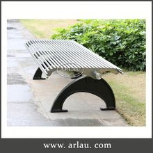 Arlau Cheap Wholesale Outdoor Furniture,Prime Quality Antique Cast Iron Furniture Bench Legs,Patio Metal Bench
