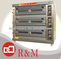Minii Bakery Equipment for Major Industries Baking Shop in Africa