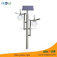 solar panel LED street lights price list from China factory