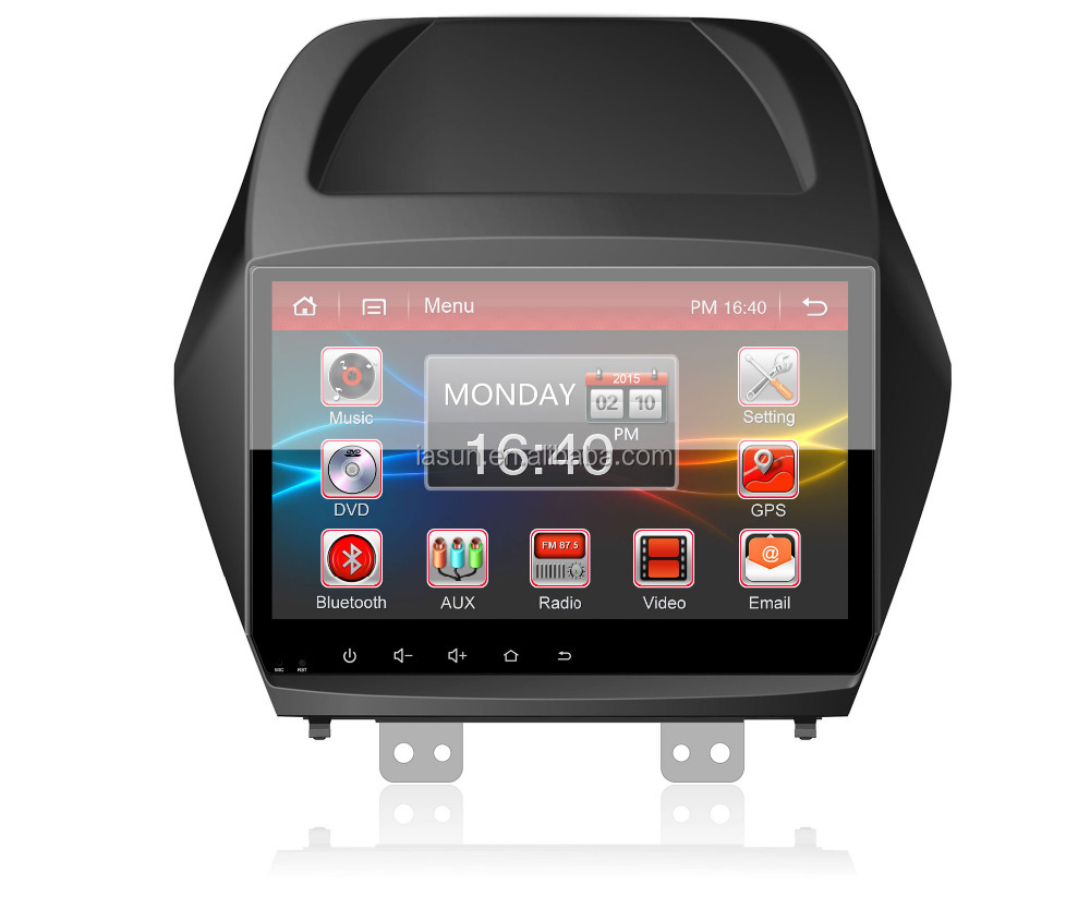 Auto Radio Gps For Hyundai Ix35 Android Car Dvd With 3G Host Radio GPS RDS Bt TV 1080P