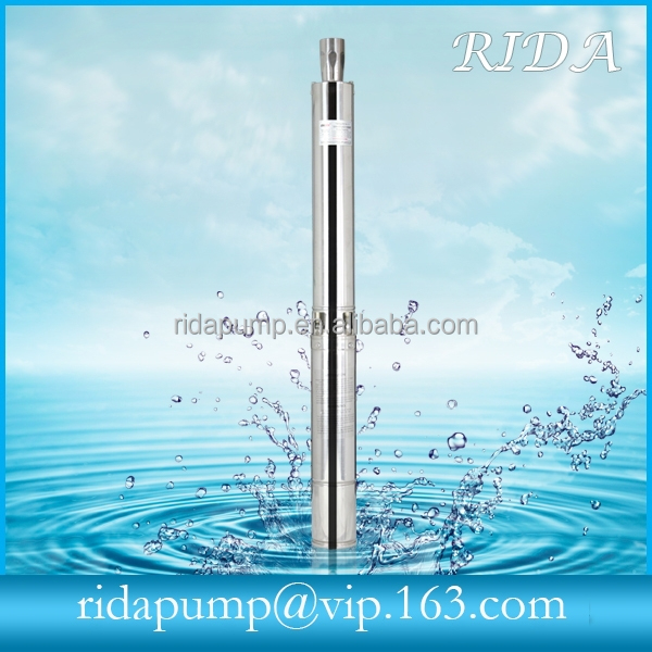 High quatity ac submersible pump,jd submersible pump,italian submersible pump RIDA2799