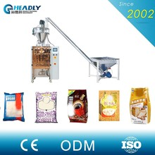 Automatic Vertical Milk / Detergent Powder Filling Packing Machine