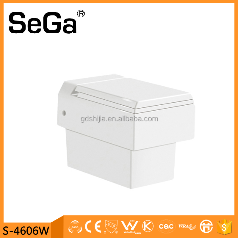 S-4606w Sanitary Ware European Wall Hung Toilet wc