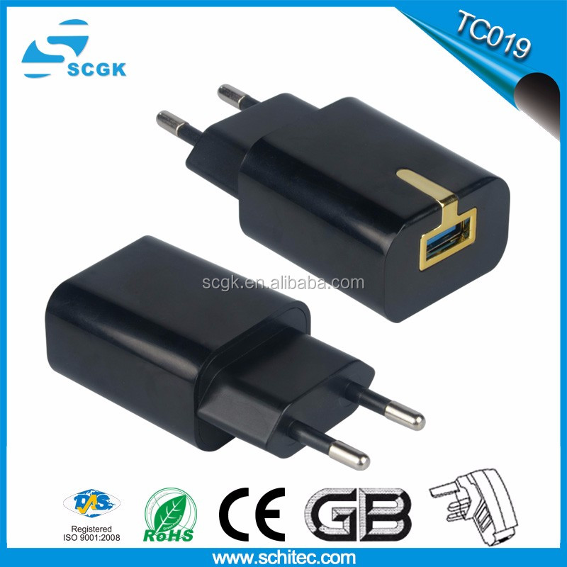 2017 New Arrival QC 3.0 usb adapter wall charger