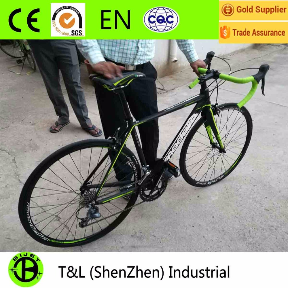 Rake TaiWan parts 16 speed 700c alloy road bike