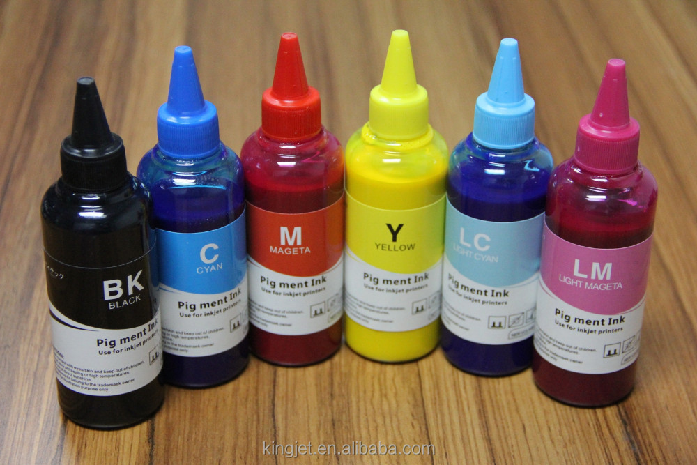 Pigment Ink for Epson 7880 printer made in china