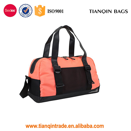 Best Selling 600D Polyester Waterproof Fancy Luggage Bag Travel Bag