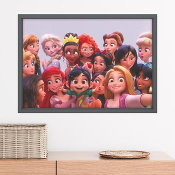 Lovely Cartoon Characters Stickers 3D Window Stickers for Kids Room Decoration