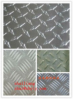 nonslip aluminium embossed sheets 1060 5052 5056 thickness 3mm