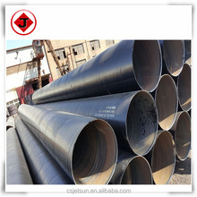 China SSAW API 5L penstock pipes with big diameter / coating for hydropower use/nepal big project