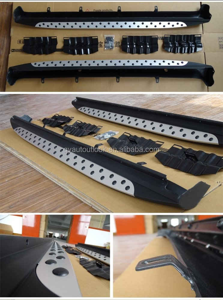 Car Running Board for BYD S6