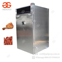 High Quality Automatic Fish Beef Meat Smokehouse Smoked Chicken Sausage Pork Salami Food Smoked Furance