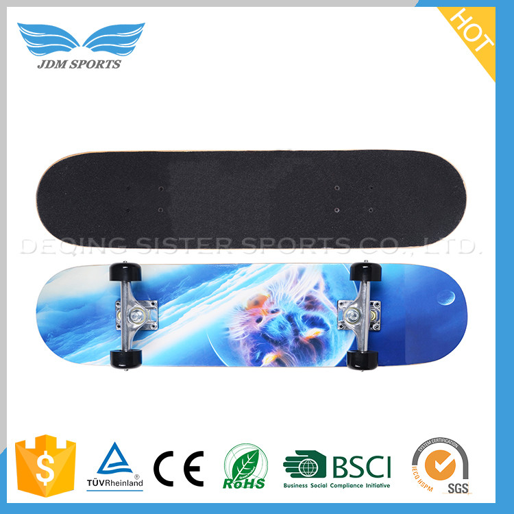 Fashion Sport Low Price Canadian Maple Cruiser Skateboard
