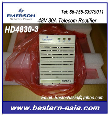 HD4830-3 Emerson 48V 30A Telecom Rectifier modules