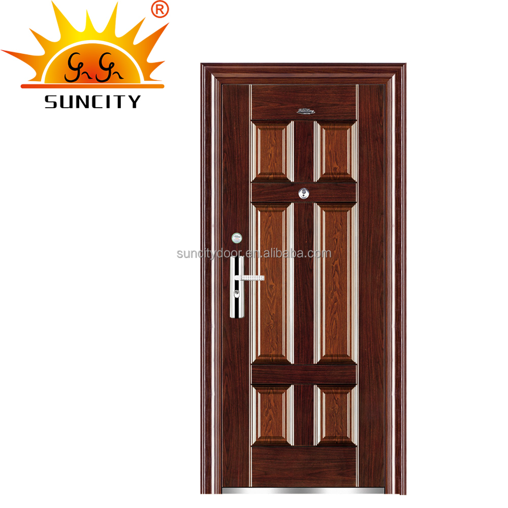 Chinese blast proof steel doors steel security door SC-S033