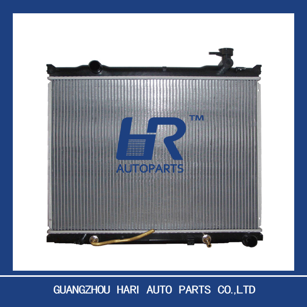 Aluminum Plastic car radiators for SORENTO BL 2.5itr TURBO DIESEL 07 AT