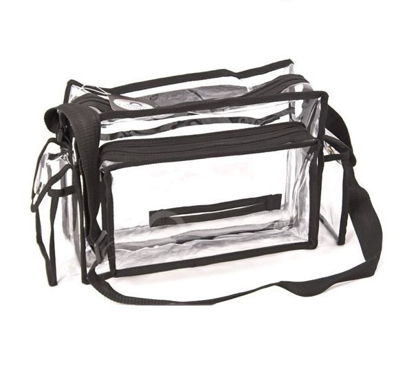 Different shapes size steady product small clear plastic toiletry bag