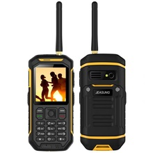 2017 Mini 2.4 inch QHD TFT IPS two way radio used walkie talkie , brand name cell phone