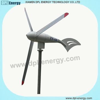 2013 new small wind turbine 500w with CE,FCC & IC wind turbine hummer price