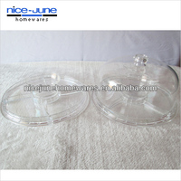 As seen On TV Crystal Clear Acrylic Multi Use Cake Dome