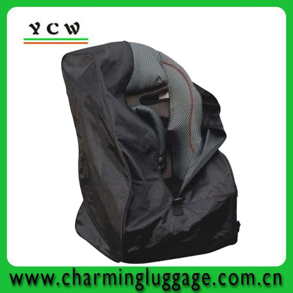 Child Car Seat Travel Bag with Pocket travel backpack bag