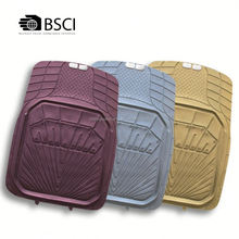 China Factory Clear Plastic Car Floor Mats