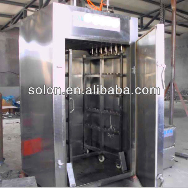 Industrial meat smoker for sale 0086 15238385148