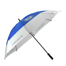 Top Quality Cheap Promotion Air Double Layer Custom Men Automatic Large Advertising Golf Umbrella With Logo Printed