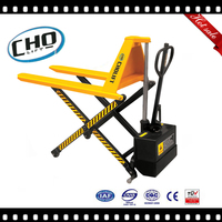 Ningbo factory Reliable Quality CE Certified Single Piston Scissor Lift