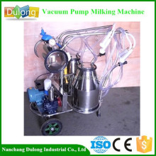 16-20 sheeps/h goat milking machine vacuum pump for sale