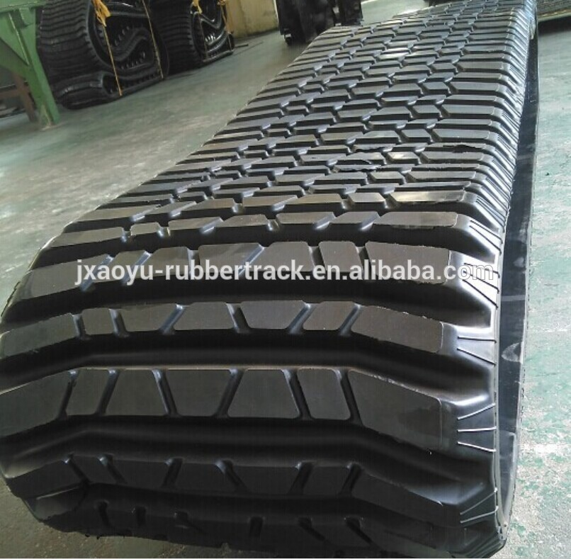 C A T 267/277/277b rubber tracks,457*101.6*56 rubber track on sale,18''x4''*56 tracks