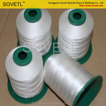 Bag closing sewing thread from textile manufacturer