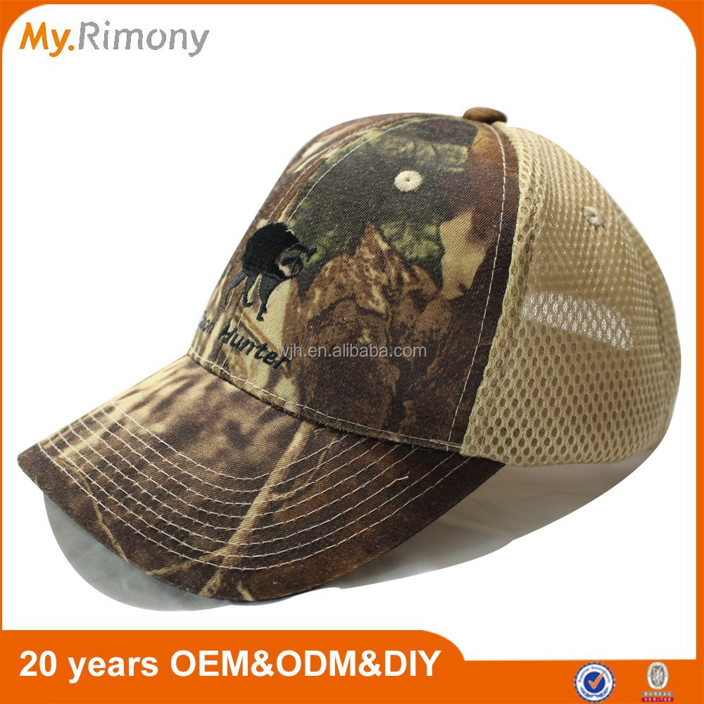 Custom street wear amy cap new style outdoor military cap and military hat
