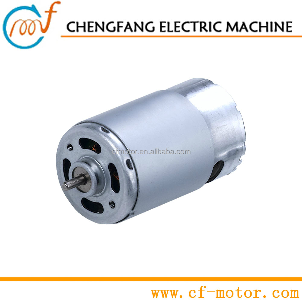 Slow Electric Motor 800rpm or 6 Volt DC Motor Low RPM | RS-555H