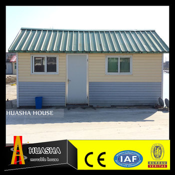 The prebuilt steel frame mini mobile houses for sale