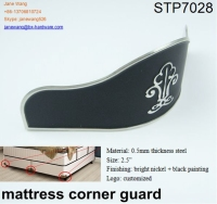 bed metal steel mattress corner guard